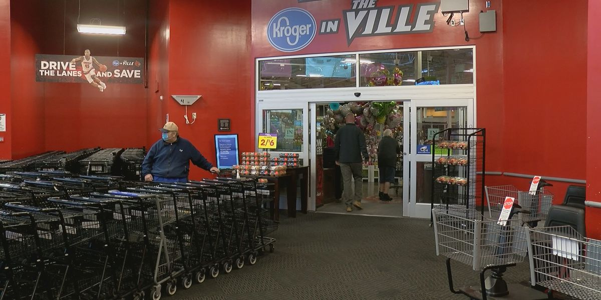 Anonymous donor pays Kroger bills at 4 Louisville locations