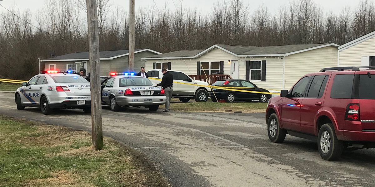 Man wounded in Fairdale shooting