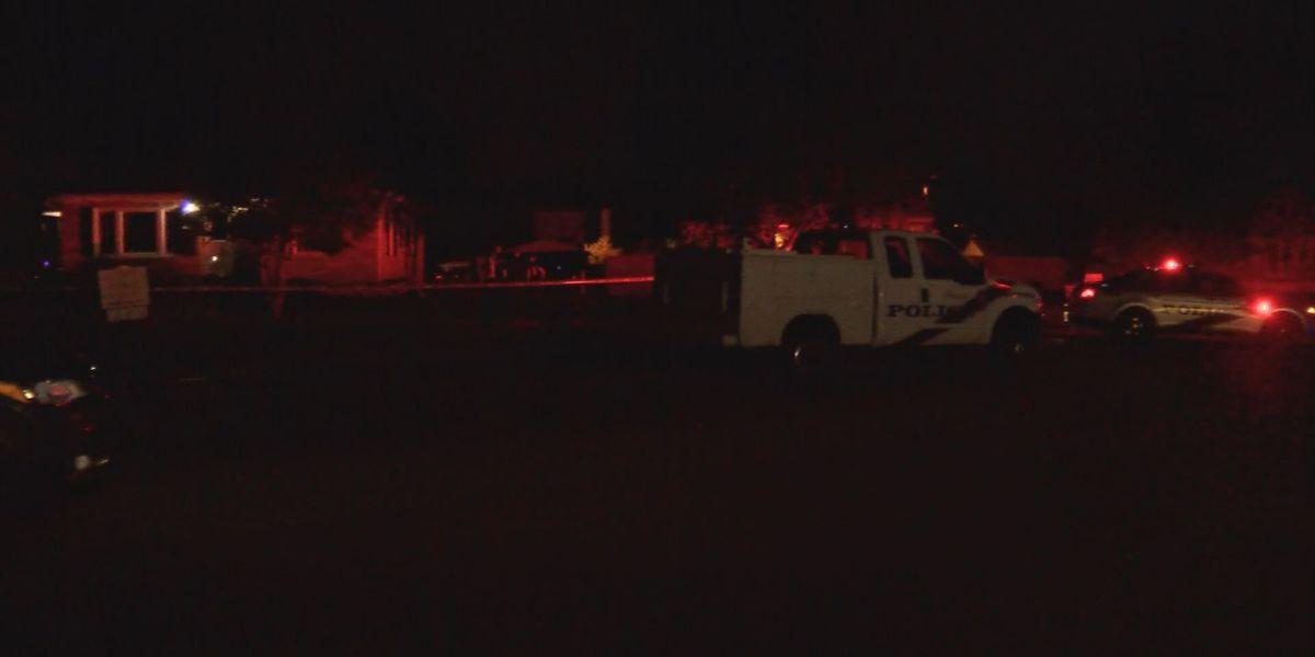 Man found shot to death in crashed vehicle in southwest Louisville