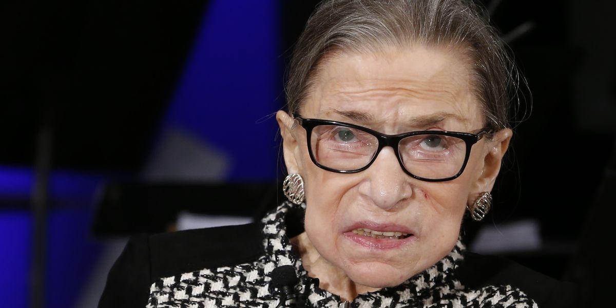 Ruth Bader Ginsburg undergoes medical procedure at hospital