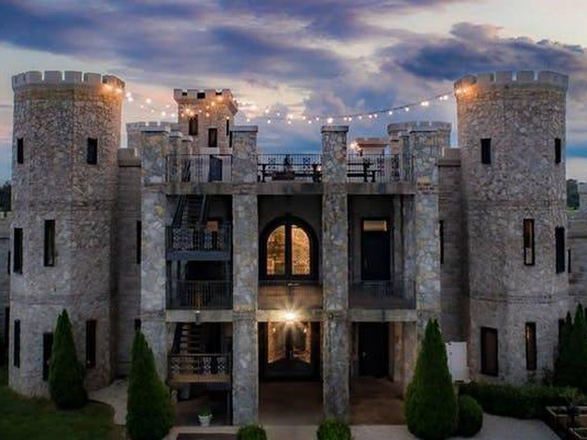 Kentucky Castle is now for sale