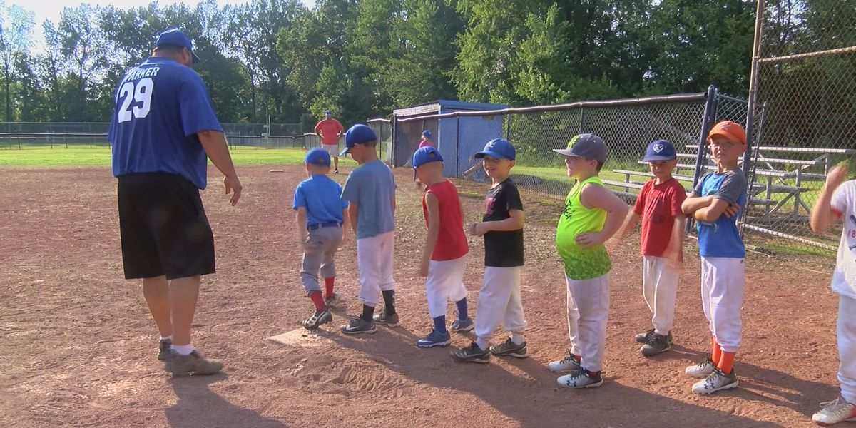 Thousands of dollars worth of equipment stolen from youth baseball group