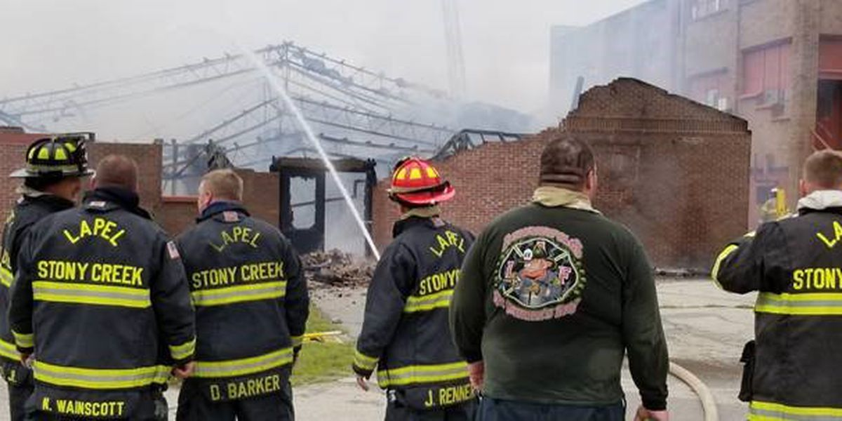 Fire reported at Pendleton Correctional Facility