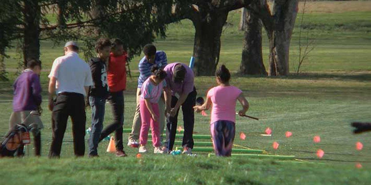 First Tee teaches golf to kids in west Louisville