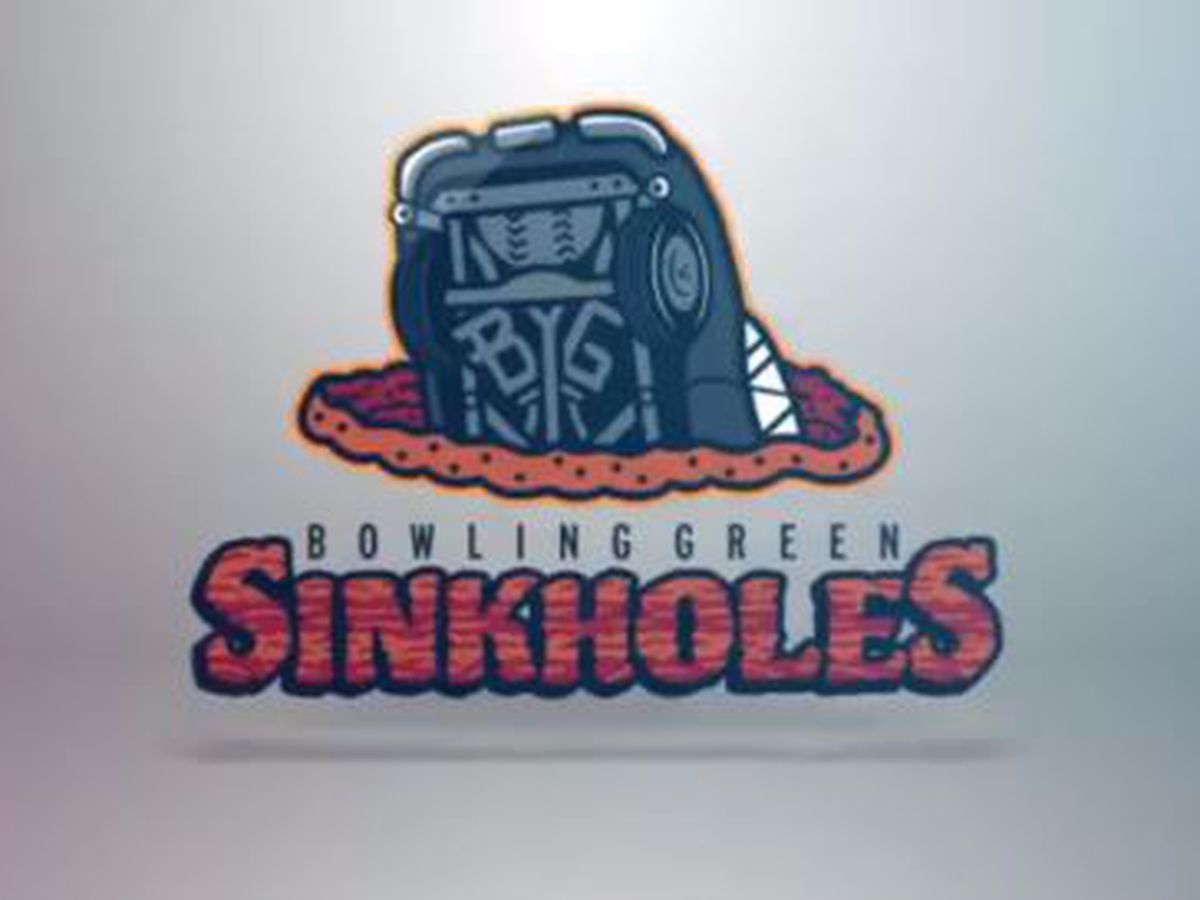 Bowling Green minor league baseball team to change name to Sinkholes for a day