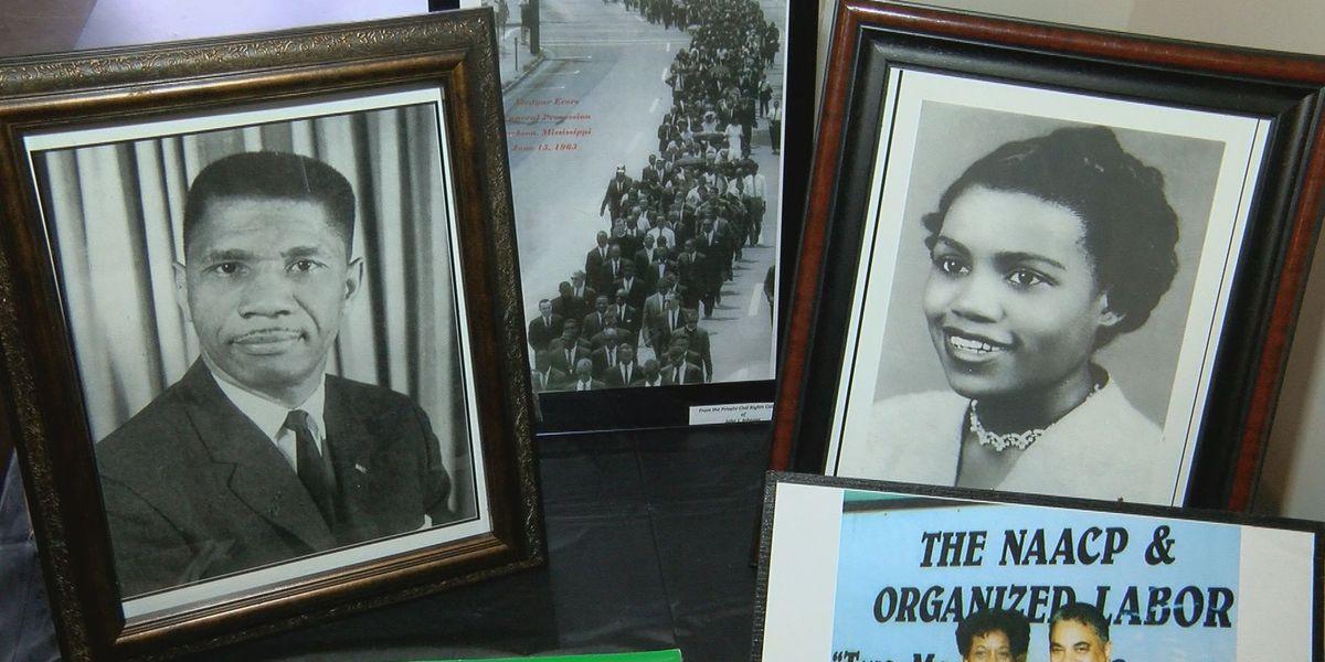 Yearlings Club honors civil rights activists Medgar Evers, Alberta Jones