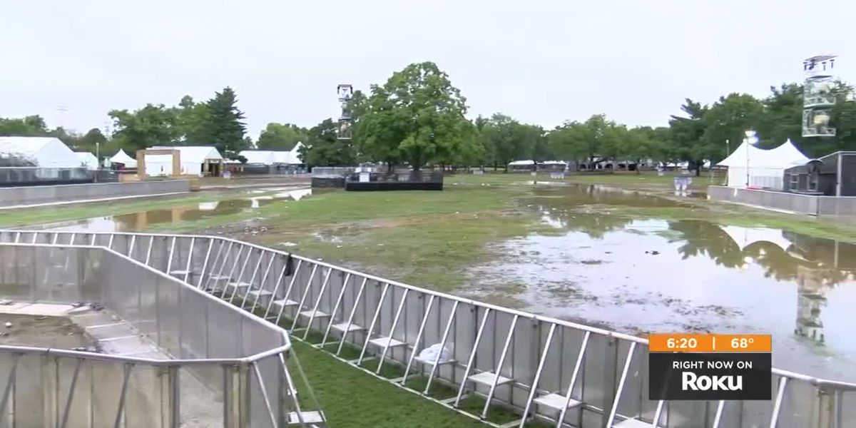 Bourbon and Beyond canceled due to weather