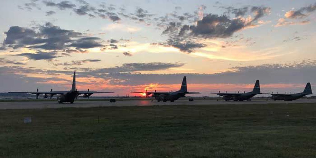 KY Air National Guard deploys 18 Airmen to aid with Hurricane Harvey rescues