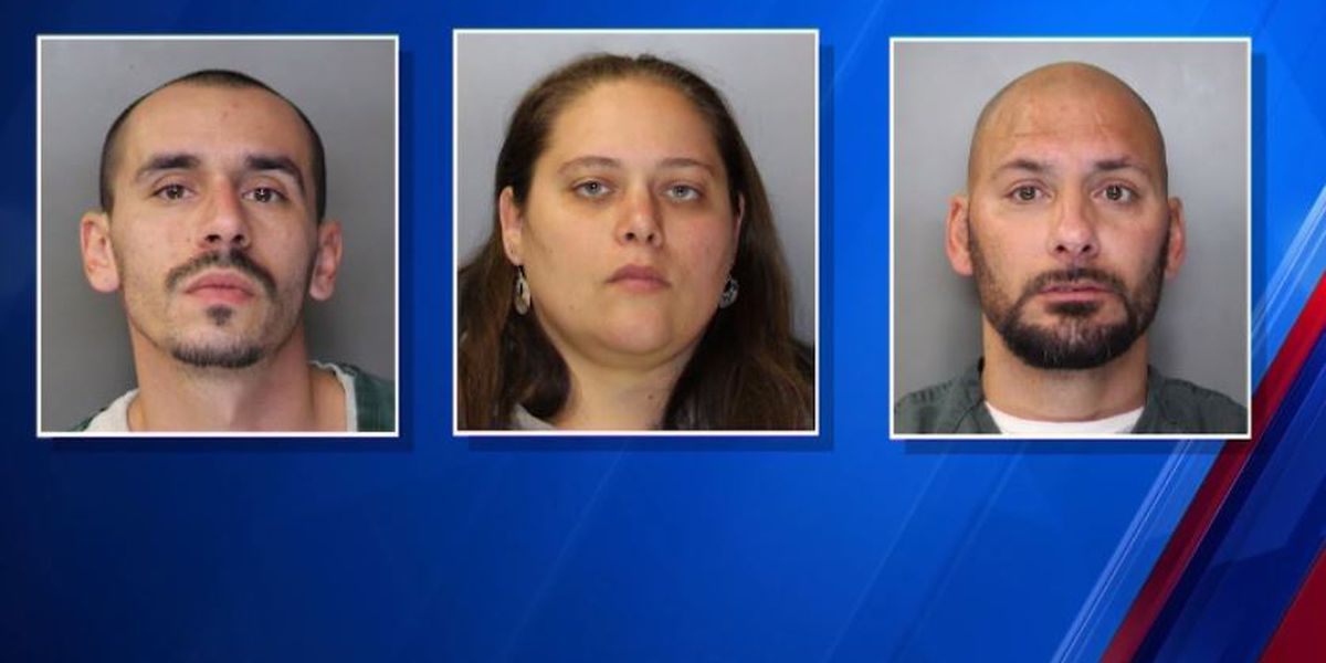 3 arrested, accused of pretending to collect money for 6-year-old with cancer