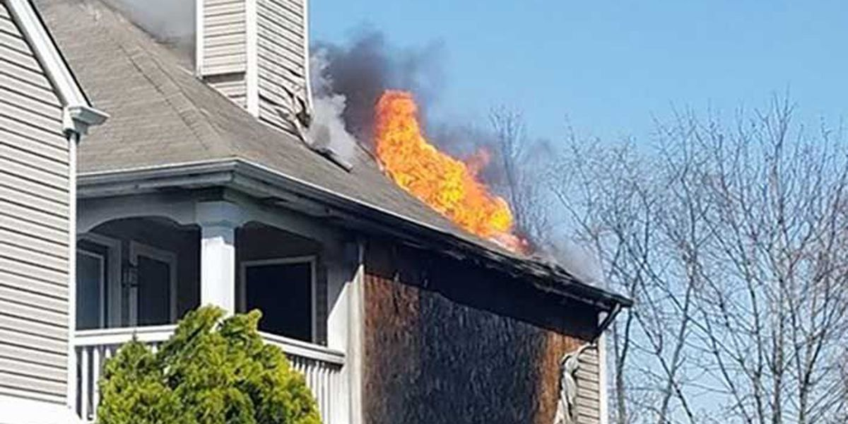 Fire reported at Jeffersontown apartment complex