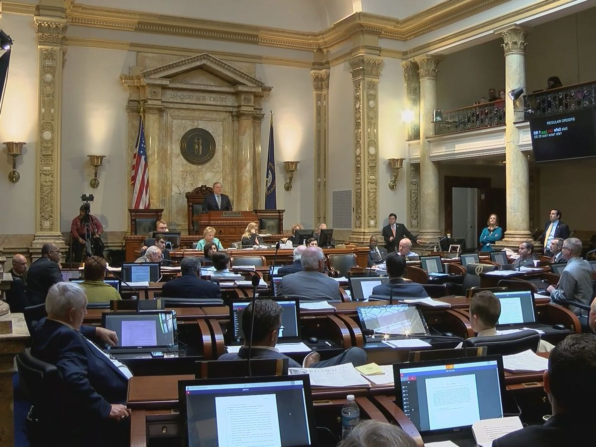 Nonprofit tax fixes pass KY House committee