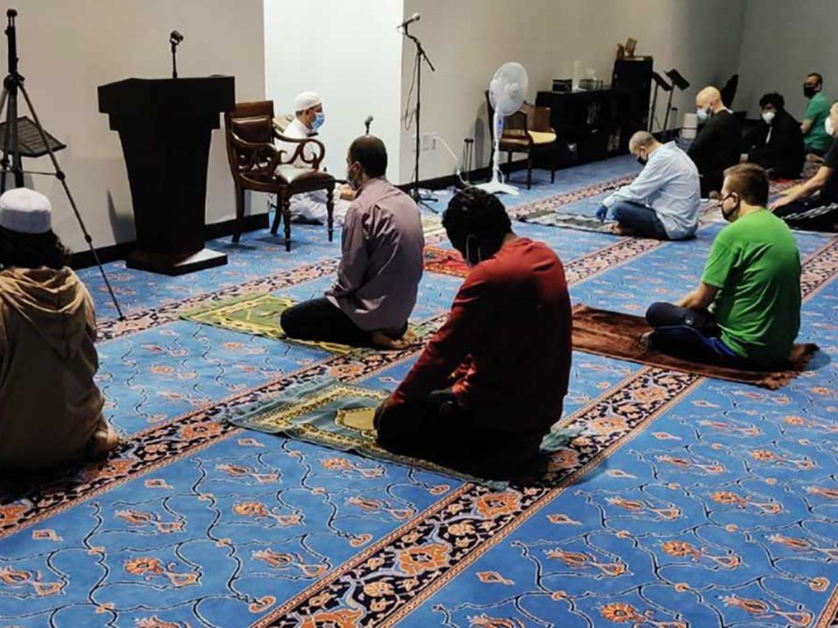 Mosques around WAVE Country begin to reopen