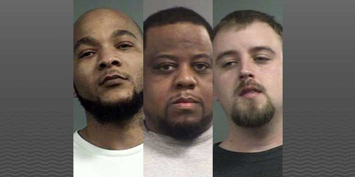 3 charged in large marijuana trafficking bust
