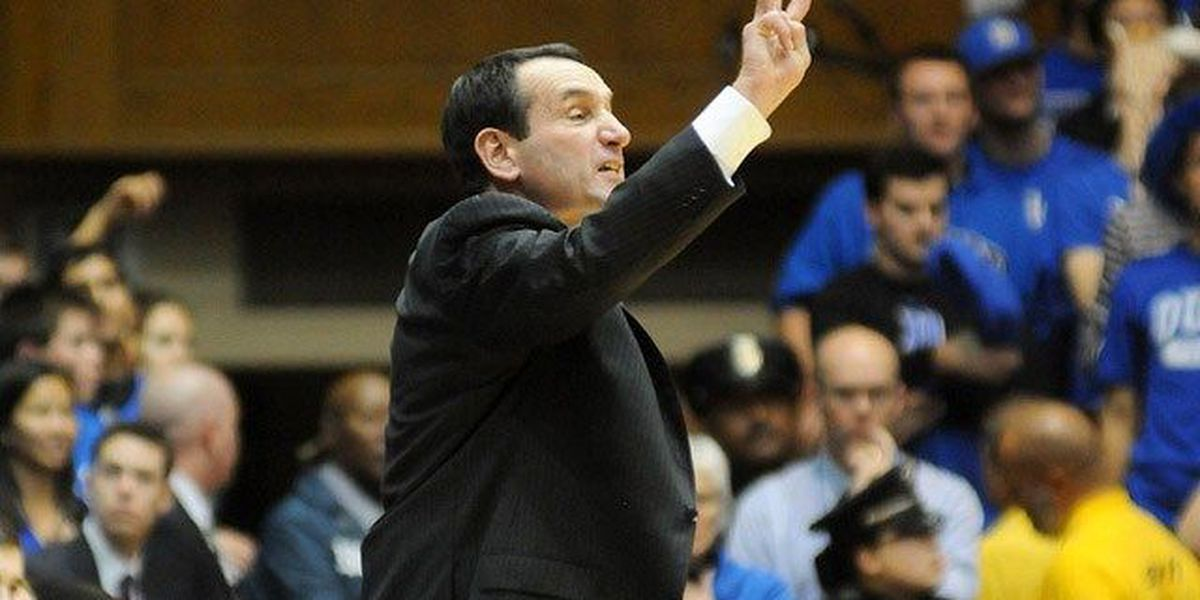 Krzyzewski won't get 1,000th win in Louisville, but Duke boss still 'America's coach'