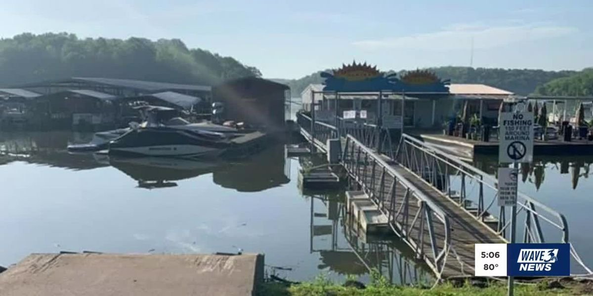 Taylorsville Lake Marina back open in time for extended weekend