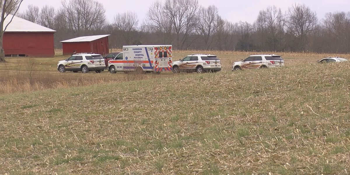 Incident involving barricaded person resolved in Harrison County