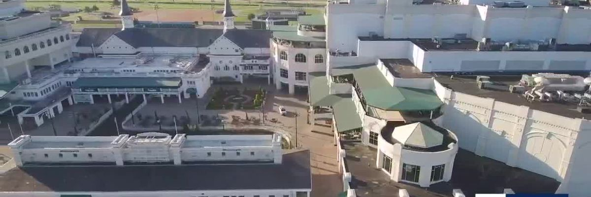 Churchill Downs plans for Derby with fans, crowd size unknown