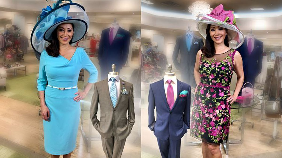 VOTE: Shannon Cogan's Derby 145 outfit