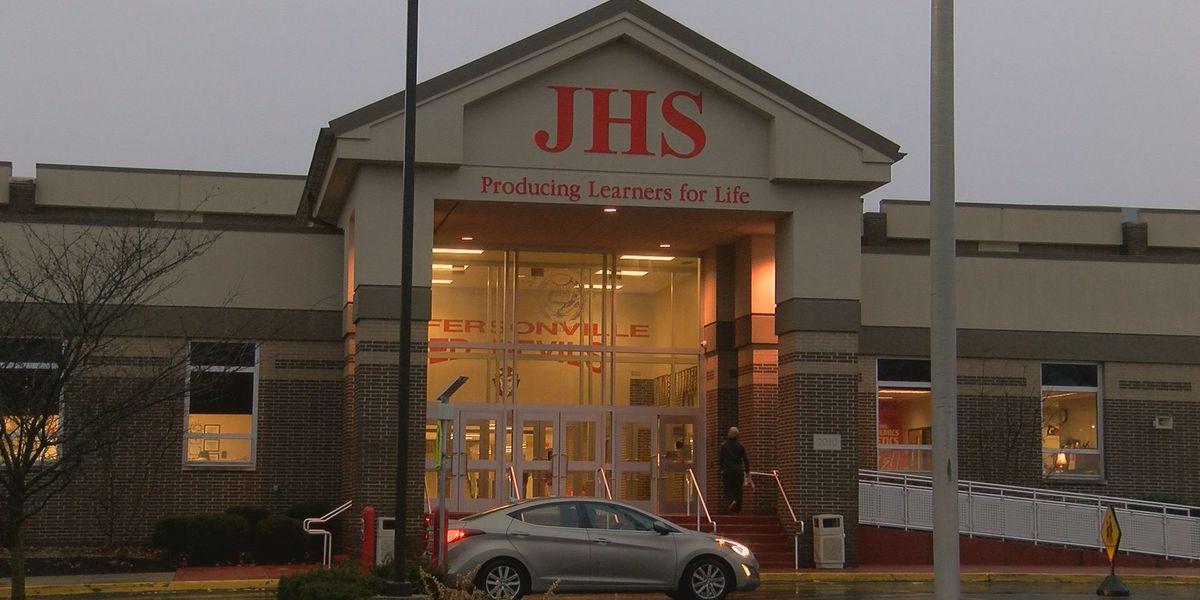 Social media post prompts extra patrols at 2 Greater Clark County Schools