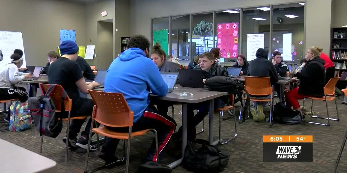 Southern Indiana schools compete for students with flyers, social media ads
