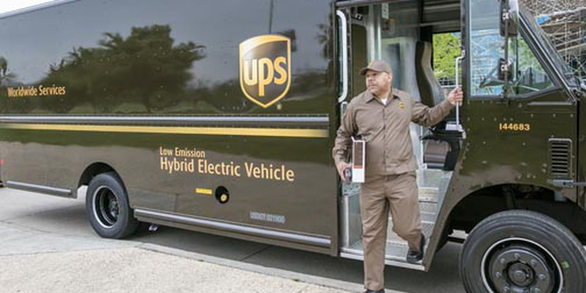 UPS staging Saturday hiring blitz for college students
