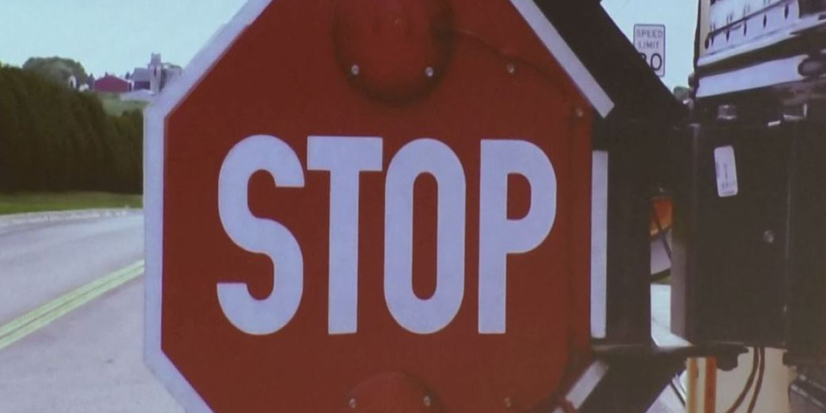 Bill would require all districts to add cameras to school bus stop arms