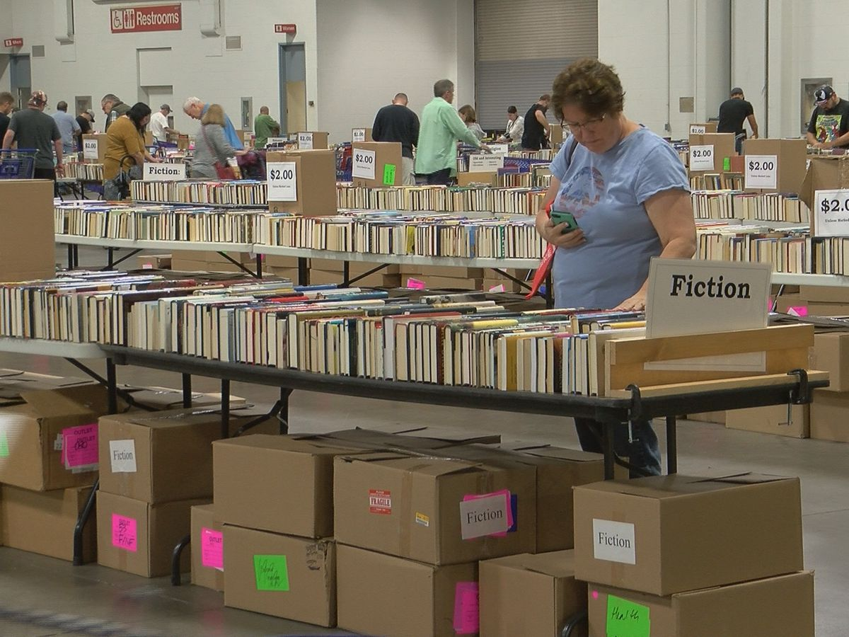 Readers rejoice! Half Price Books Clearance Sale goes on through Sunday