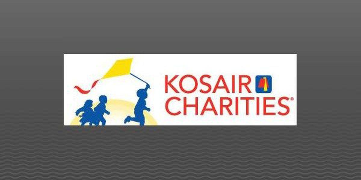 Kosair Charities donates $200,000 to local groups