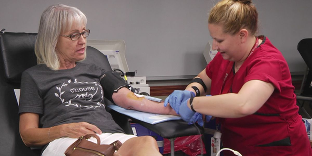 Donate blood, get a free ticket to Kings Island