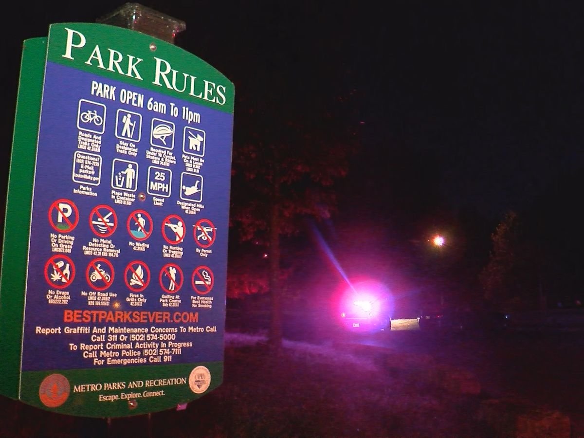 One victim dead from Saturday night Cherokee Park shooting
