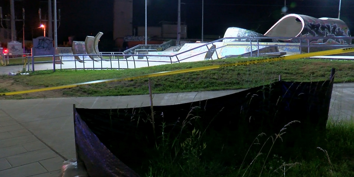 Victim of shooting at skate park identified