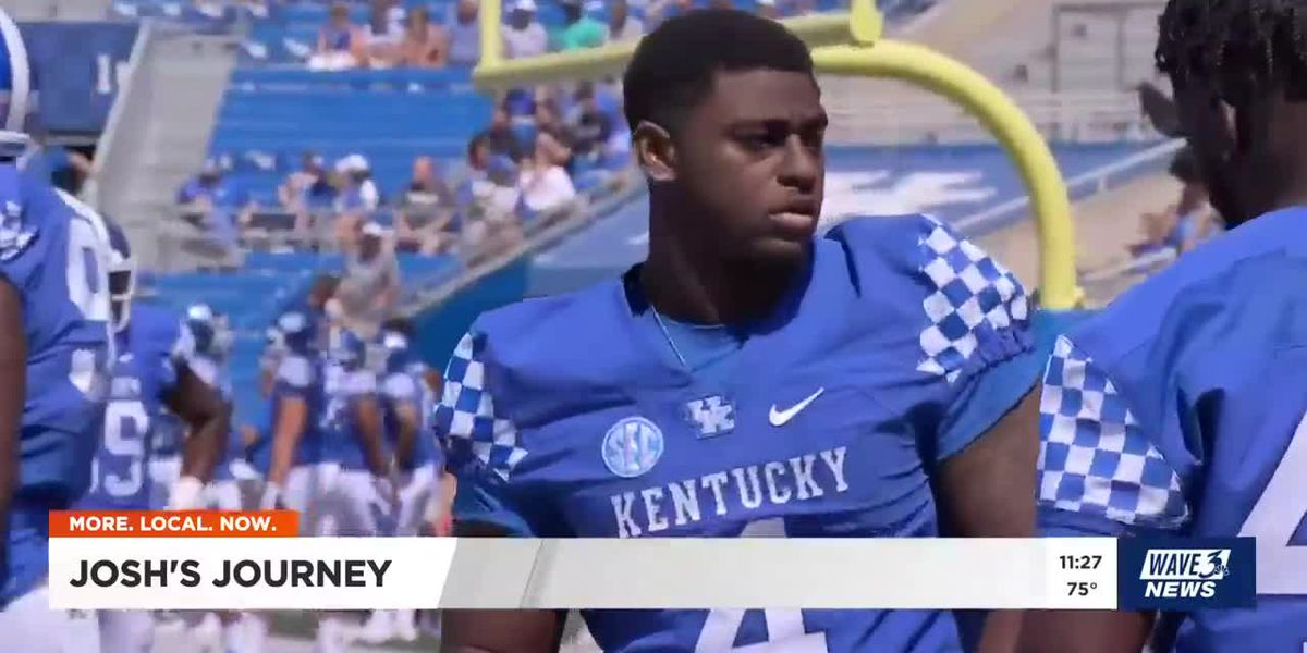 Josh's Journey: UK football player beats cancer to get back on field