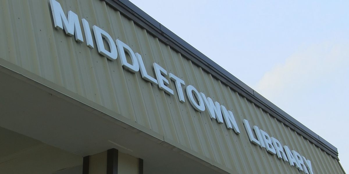 Patrons set out to save Middletown Library amid metro budget cuts
