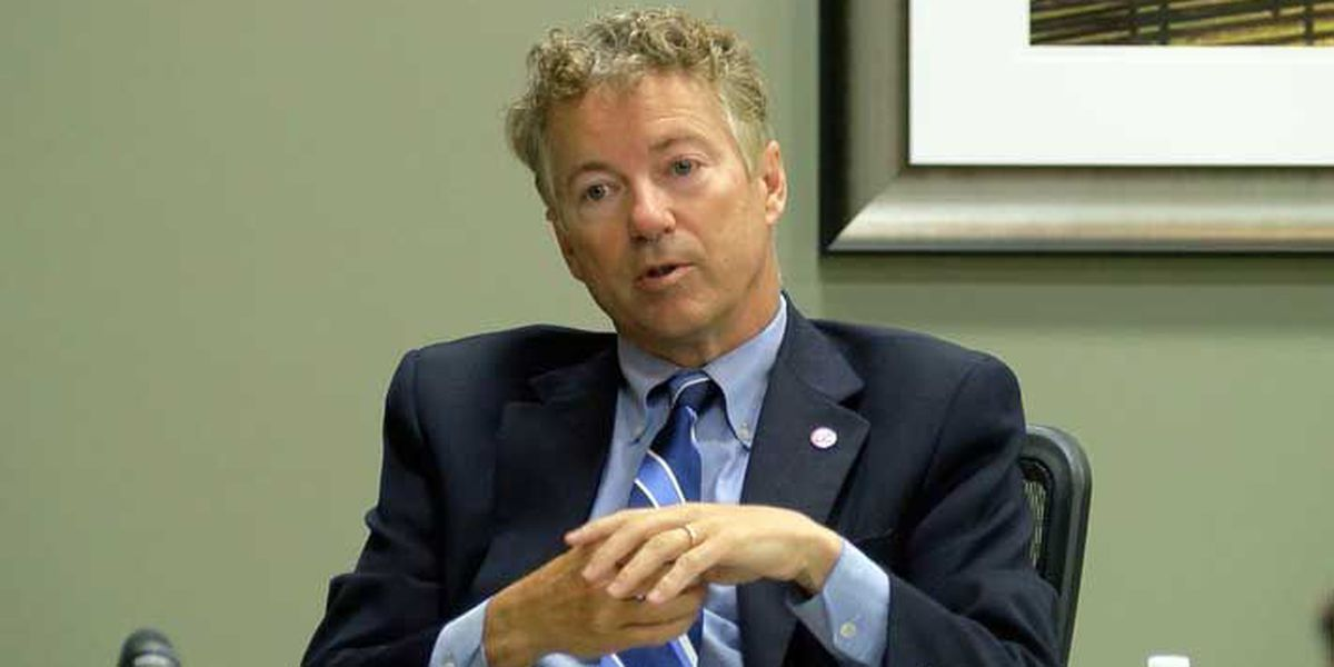 Rand Paul talks replacing Obamacare during Louisville meeting