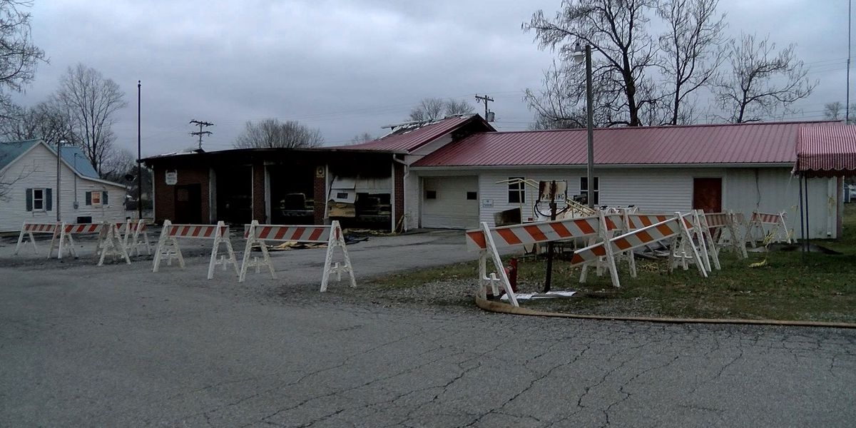 Support pours in for IN fire department after fire destroys building, equipment