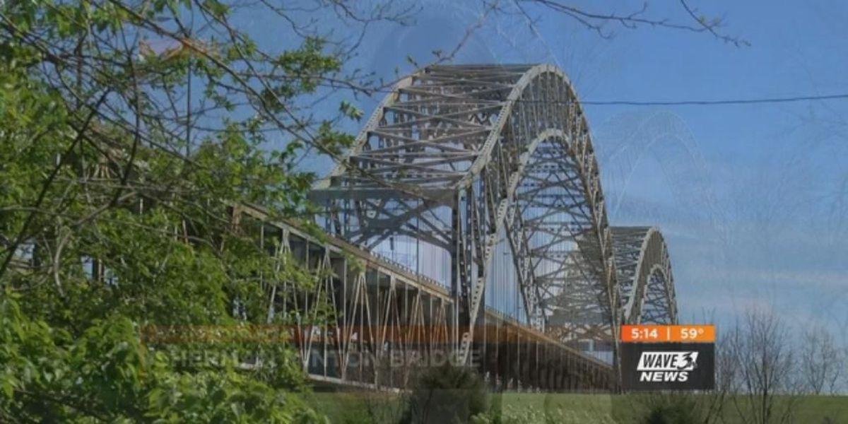 Traffic delays expected on bridge linking Indiana, Kentucky
