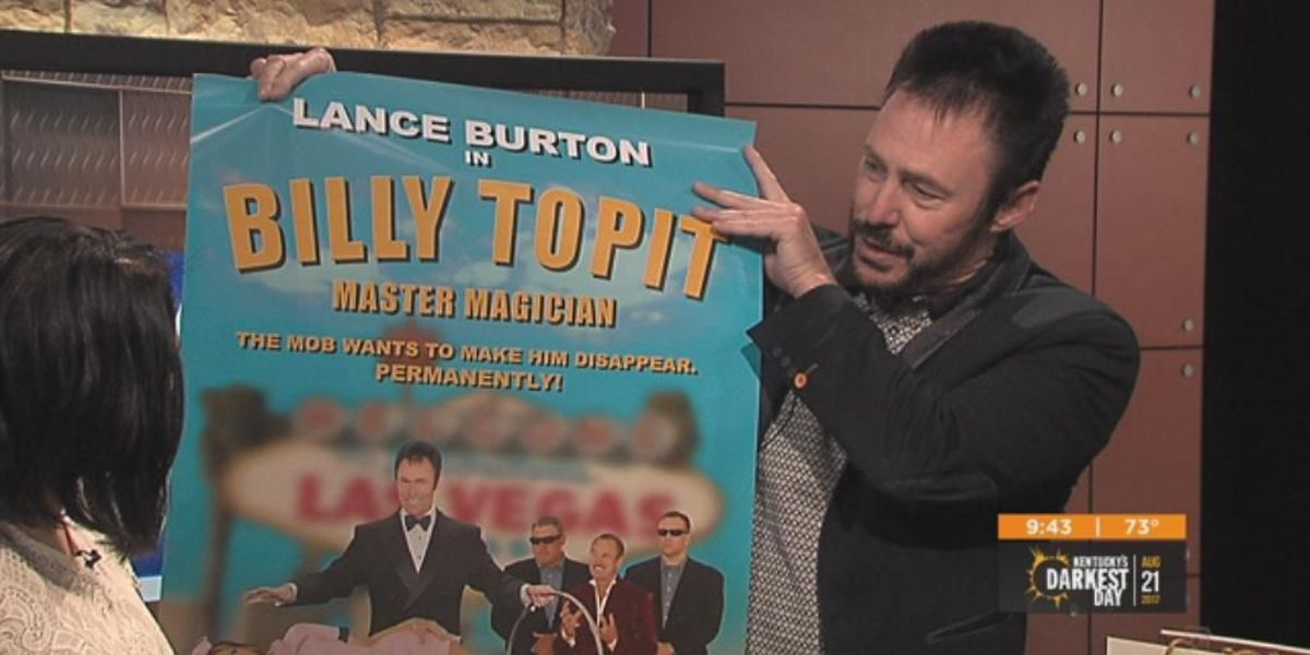 Magicians' convention comes to Louisville