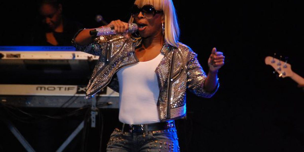 Mary J Blige concert at KFC Yum! Center canceled
