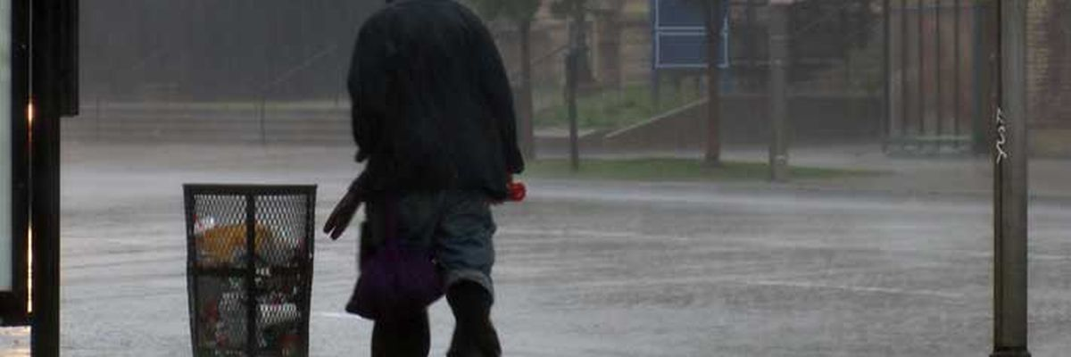 FORECAST: Periods of rain likely Today