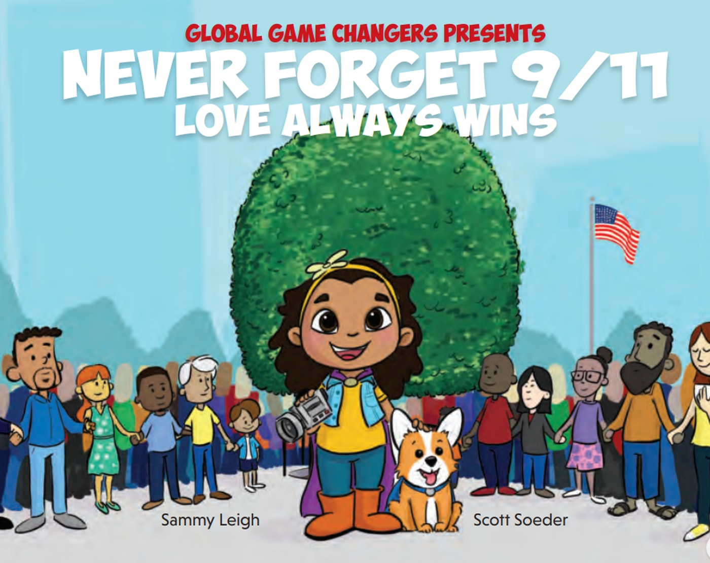Global Game Changers launches 9/11 website