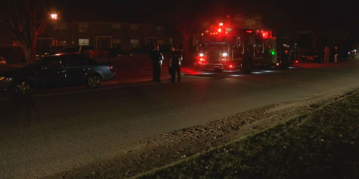 Police block roads to rush young shooting victim to Norton Children's Hospital