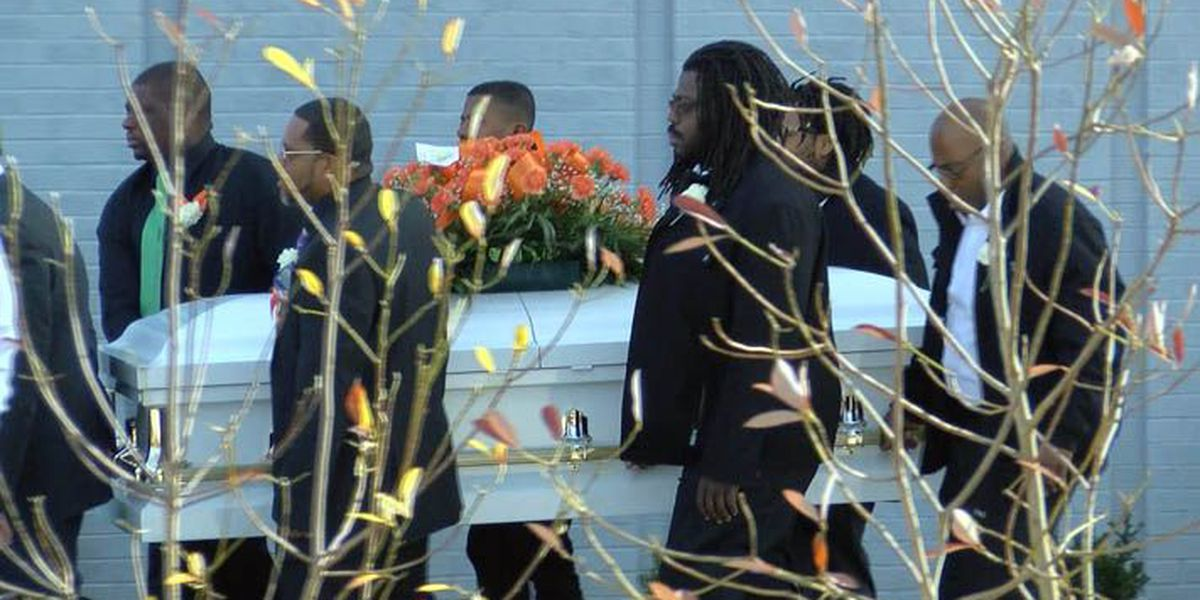 Celebration of life, burial for family killed in apartment fire