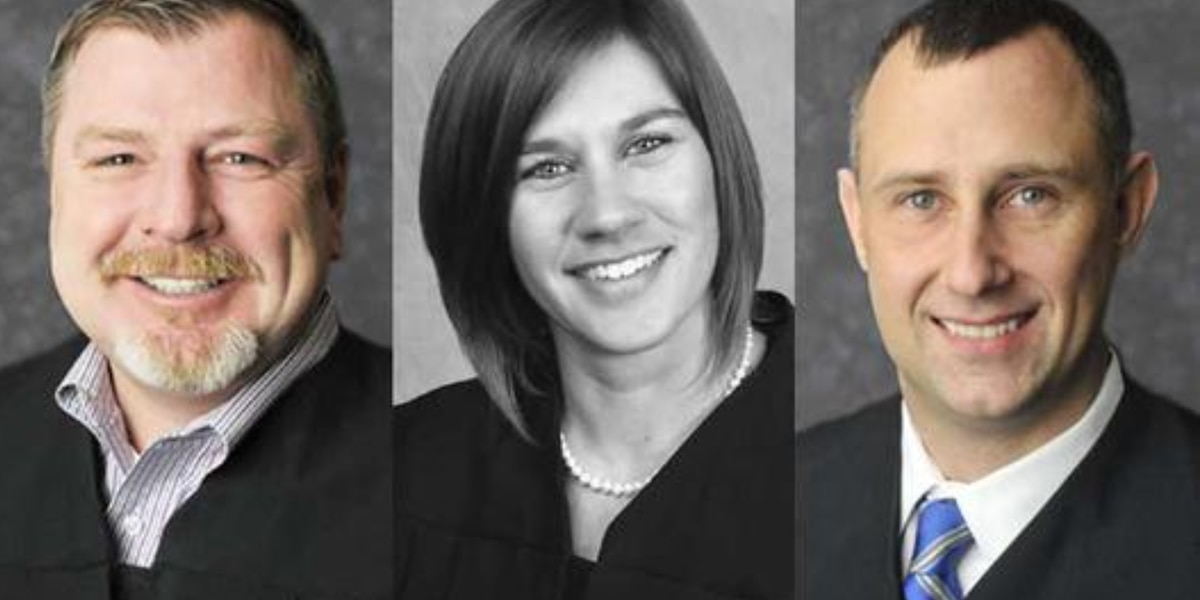 Two Southern Indiana judges reinstated after suspension due to Indianapolis fight
