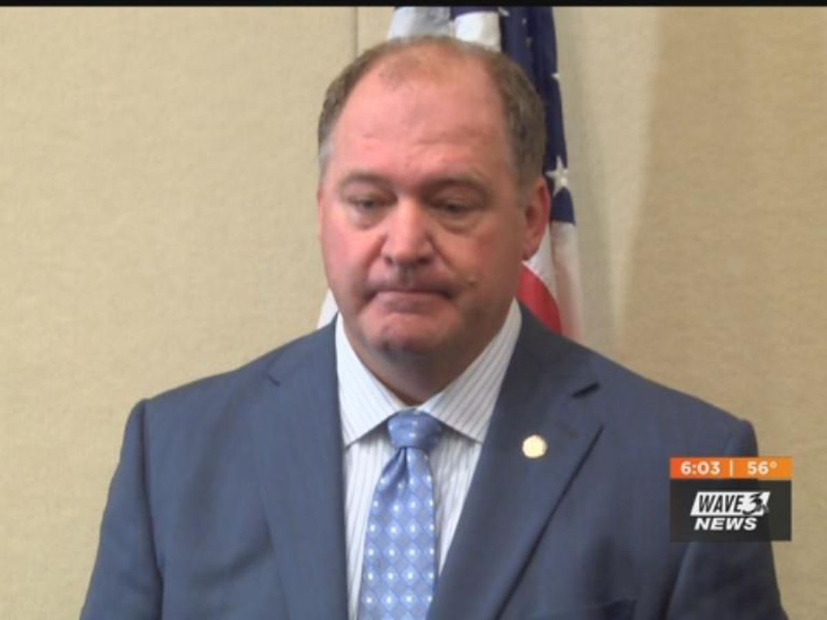 Report: Leaked testimony says Jeff Hoover harassed young woman almost daily