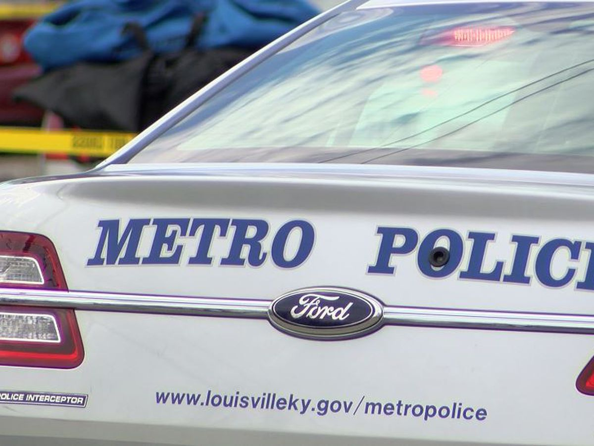 Police investigating vehicle collision with LMPD cruiser on South Hurstbourne Parkway