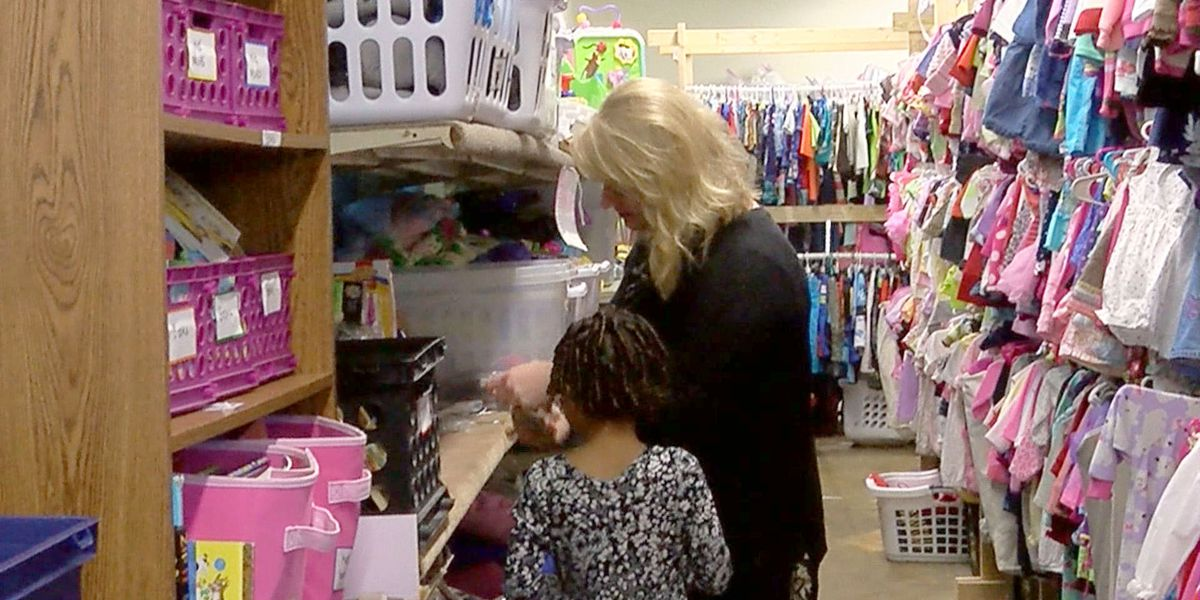 Hope's Closet celebrates one year at new Taylorsville Road location