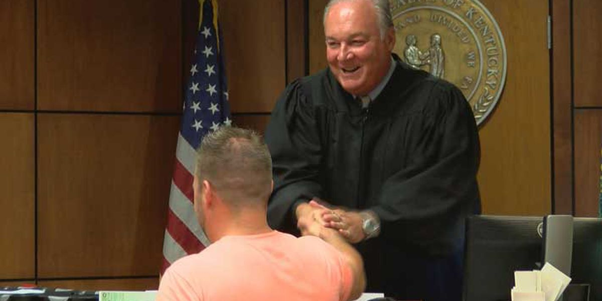 Kentucky's first blind judge set to retire