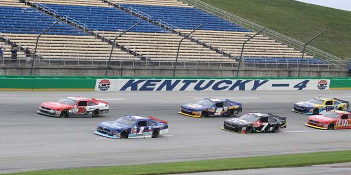 Race Weekend Arrives at Kentucky Speedway