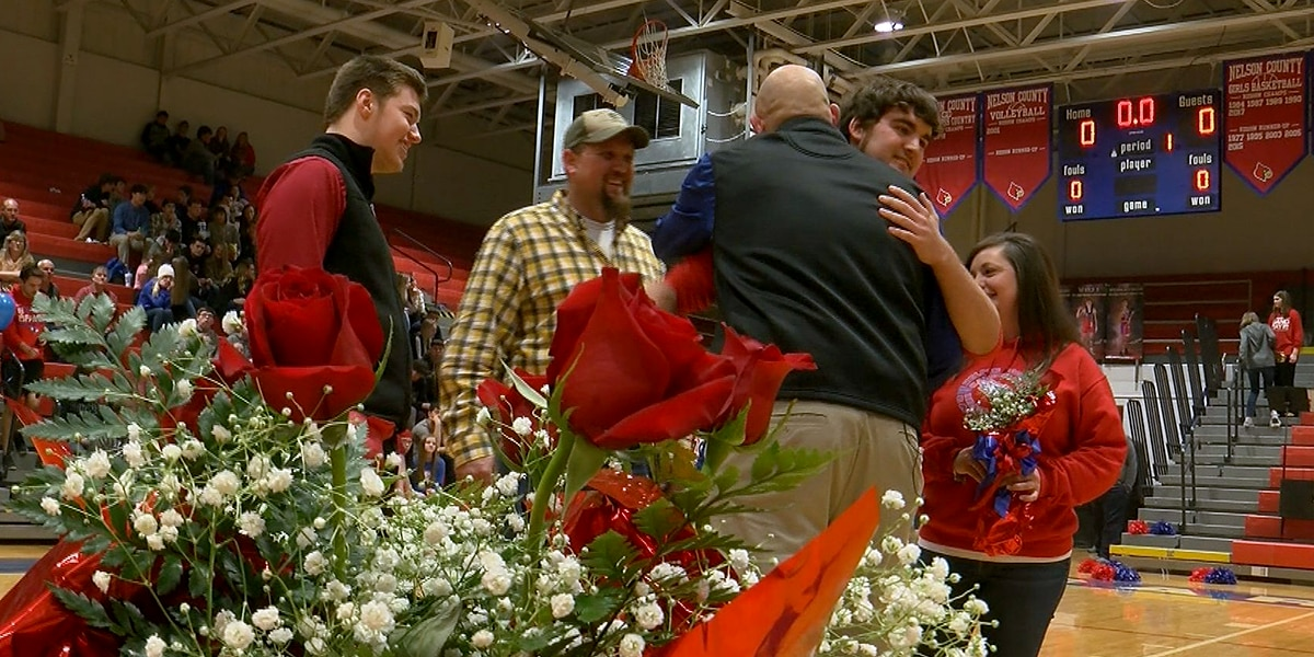 Community supports Nelson County coach who lost everything in house fire