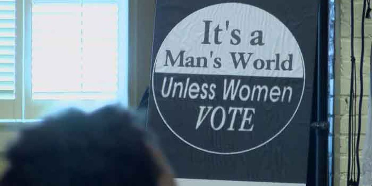 Louisville women gather to celebrate equality